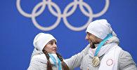 Олимпиада 2018. Церемония награждения. Пятый день