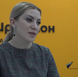 Мария Котаева поздравила Министерство Обороны Южной Осетии с юбилеем