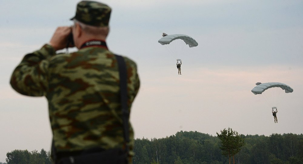 Совместные учения Коллективных сил оперативного реагирования (КСОР) ОДКБ Взаимодействие-2015