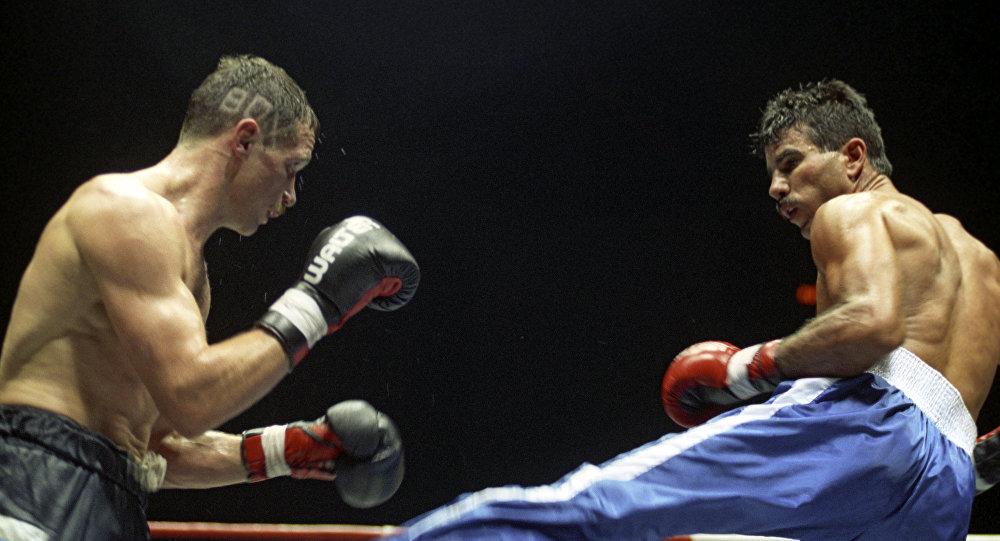Ирон кик-боксер Айляраты Тимур рамбылдта дунейы чемпионат