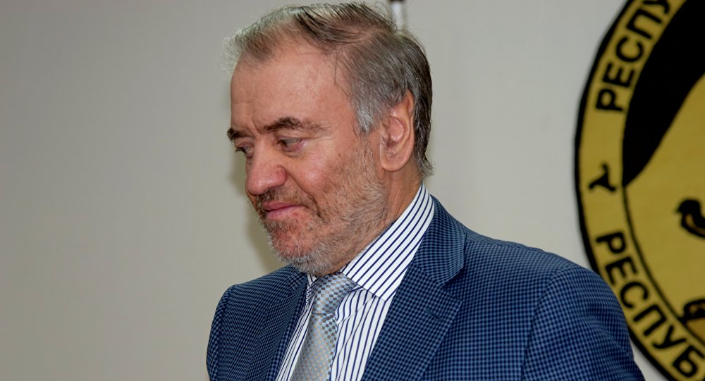 Валерий Гергиев в посольстве РЮО в РФ