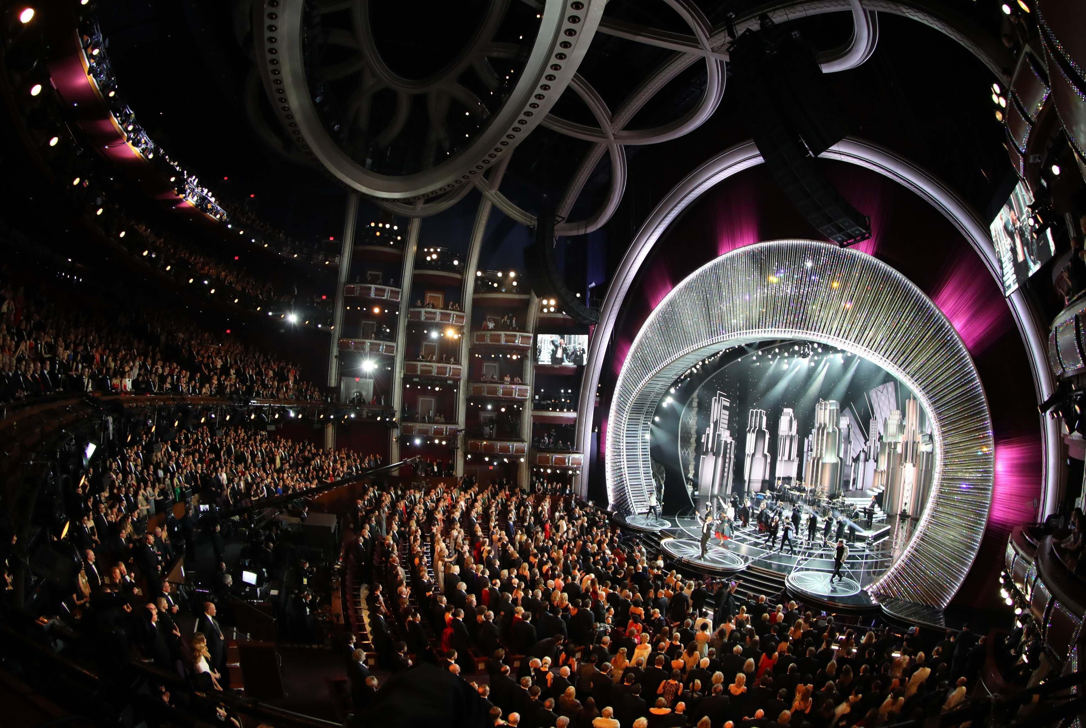 Премию «Оскар» залучший фильм получила «Форма воды»