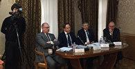 В Москве презентовали инвестиционный потенциал РСО-Алании и Карачаево-Черкессии