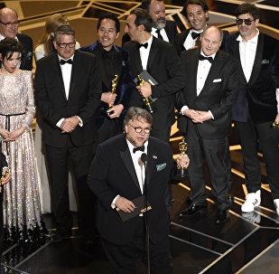 Главную премию Оскар получила драма Гильермо дель Торо Форма воды