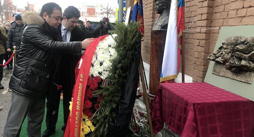 Хуссар Ирыстоны минæварад ссардта Уго Чавесы рухс ном