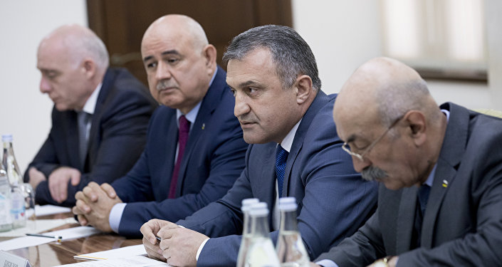Встреча президента РЮО с сопредседателем Женевских дискуссий
