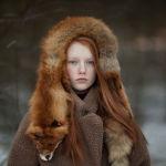 Снимок Lina норвежского фотографа Tina Signesdottir hult из категории Portraiture (Open), вошедший в шортлист фотоконкурса 2018 Sony World Photography Awards