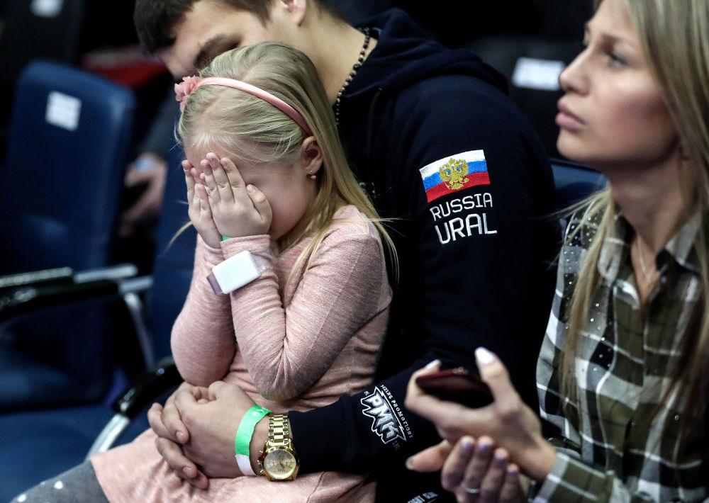 Снимок российского фотографа Valeriy Sharifulin из категории Sport (Professional), вошедший в шортлист фотоконкурса 2018 Sony World Photography Awards
