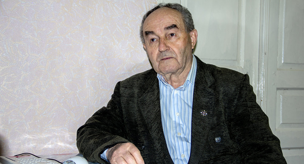 Леонид Харебов