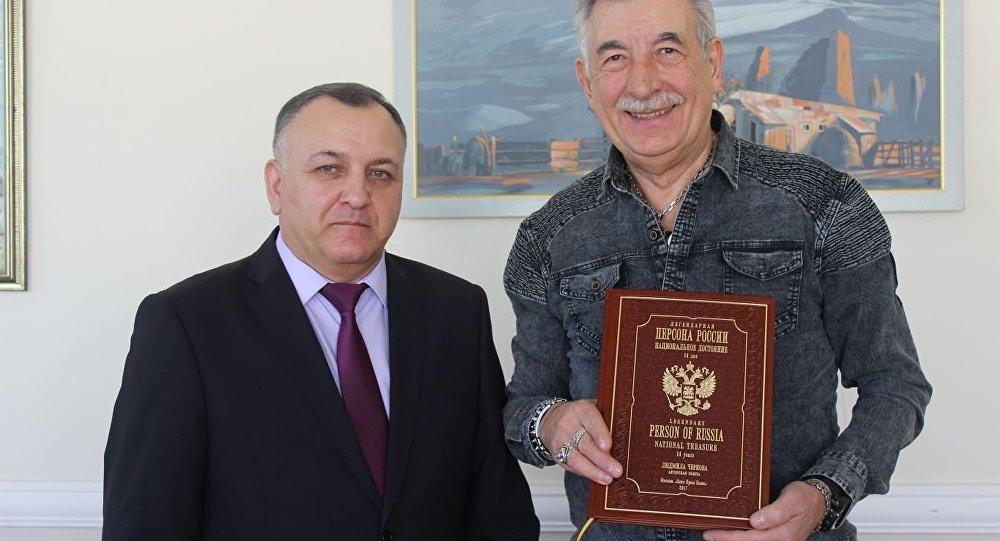 Мастер игры на доули из Осетии стал Национальным достоянием России