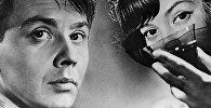 Актеры Олег Табаков (слева) в роли Николая и Ада Шереметьева (справа) в роли Ирины в фильме Молодо-зелено.