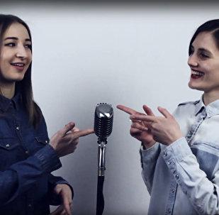 Madina Dzioeva ft. Kristina Kuznetsova