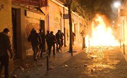В Мадриде после гибели уличного торговца вспыхнули массовые беспорядки