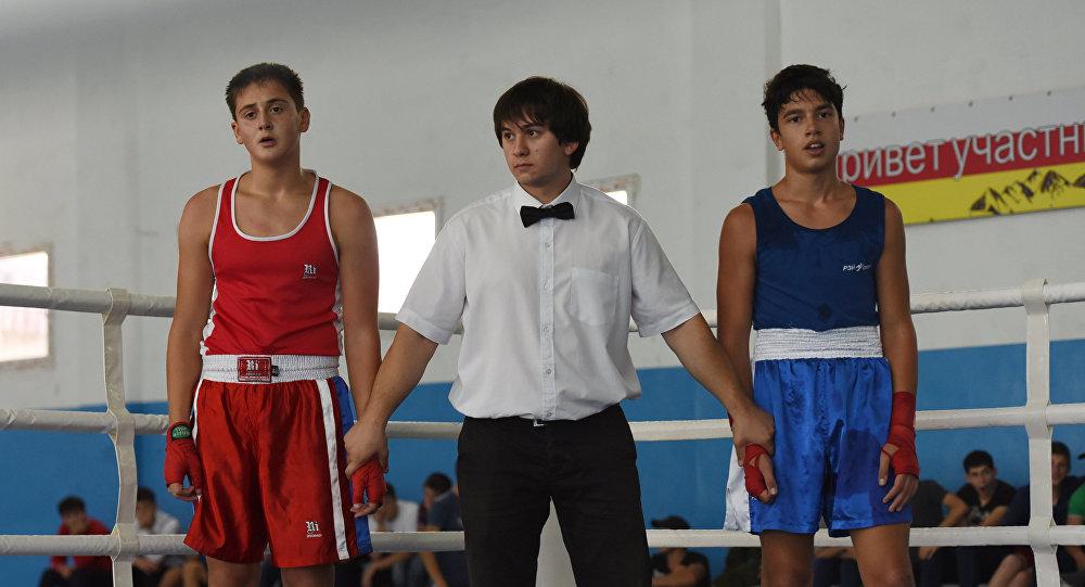 Международный турнир по боксу к 25 независимости РЮО