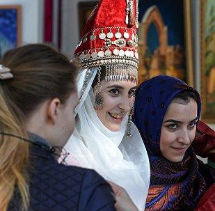 Празднование Навруза в Москве