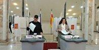В Северной Осетии идет голосование на выборах президента-2018