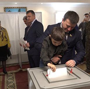 Выборы президента России в Южной Осетии: как голосовали в Цхинвале