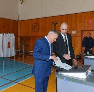 Вячеслав Битаров принял участие в выборах президента Российской Федерации