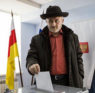Выборы Президента РФ в Южной Осетии