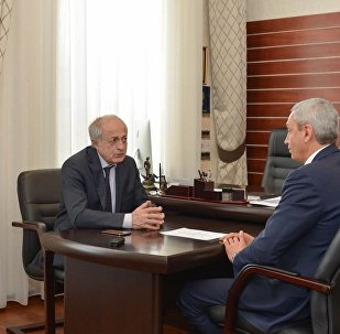 Официальным представителем Северной Осетии в Крыму назначен Валерий Савлаев