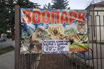 Зоопарк Король-ы афишæ Цхинвалы