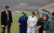 Депутаты Игорь Чочиев и Таймураз Габараев провели встречи с жителями ряда сел Ленингорского района