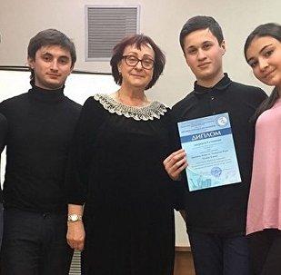 Гармонисты из Осетии победили на всероссийком конкурсе молодых исполнителей
