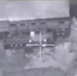 Видео уничтожения израильскими военными ядерного реактора в Сирии