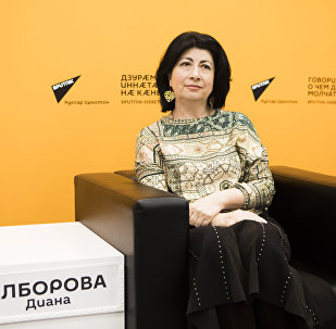 Диана Алборова