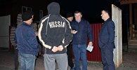 Встреча спикера парламента и лидера Единой Осетии с жителями Солнечного