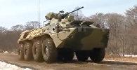 БТР-82А: бронетранспортеры нового поколения