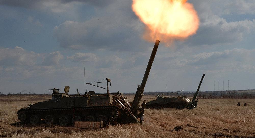 Двое военных подорвались намине вСеверной Осетии