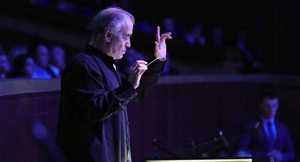 Валерий Гергиев привезёт Пасхальный фестиваль вВоронеж