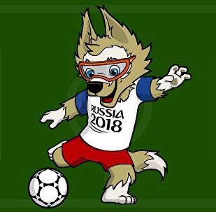 Маскот чемпионат мира FIFA