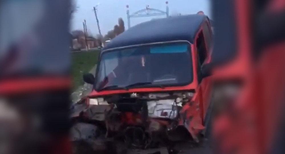 ДТП в Кирово в Северной Осетии