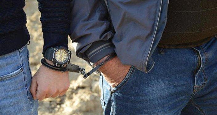 В Южной Осетии задержали торговца наркотиками