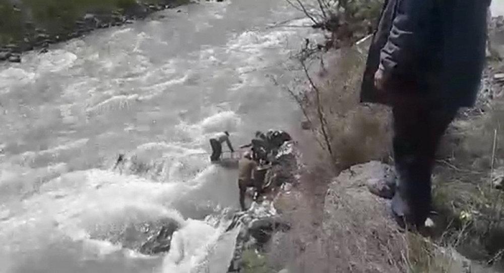 Североосетинские пожарные спасли 75-летнего жителя Мизура