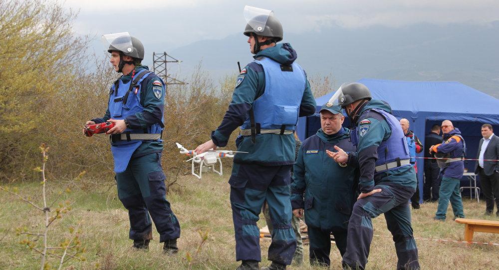 Центр Лидер в Южной Осетии