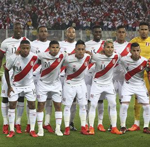 Сборная Перу
