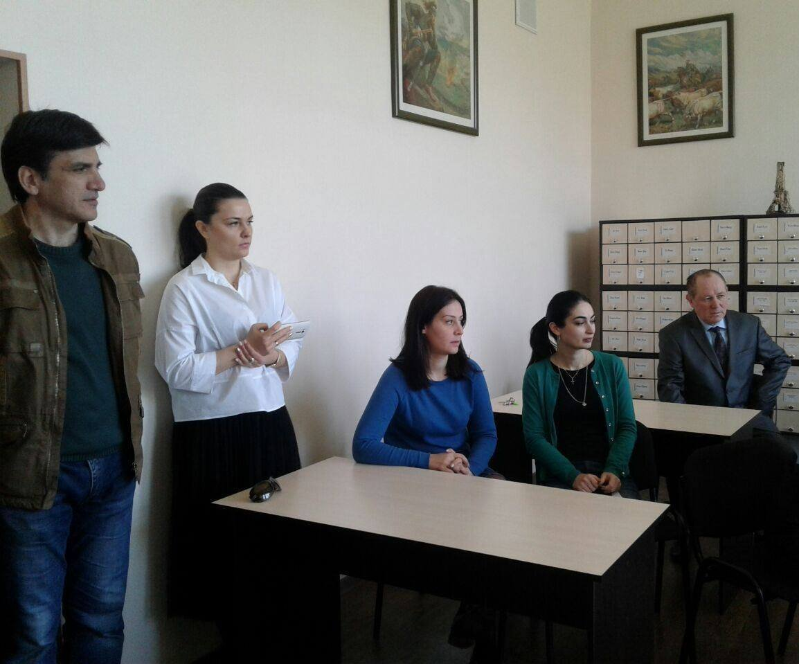 Визит финской делегации в Северную Осетию