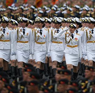 Военный парад, посвящённый Победе в ВОВ