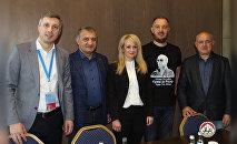 Встреча с депутатами Парламента Сербии