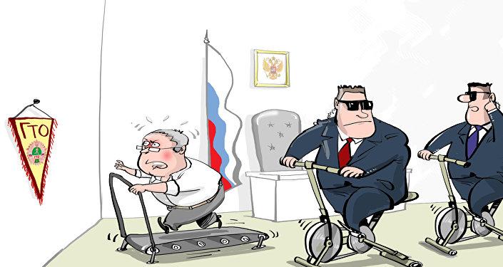 Путин подписал указ о возрождении комплекса ГТО