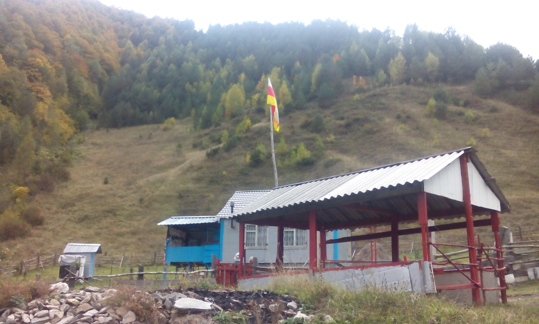 высокогорные сёла Дзауского района