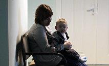 Работа детской больницы