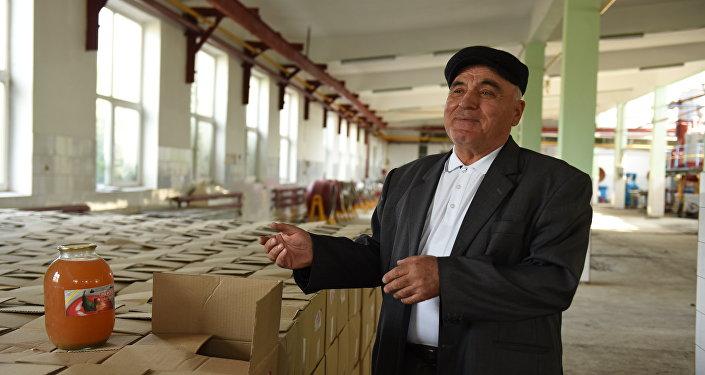 Консервон заводы директор Къацты Владимир.