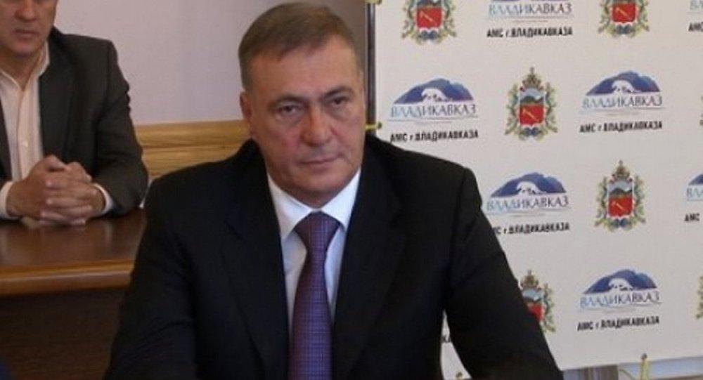 Борис Албегов