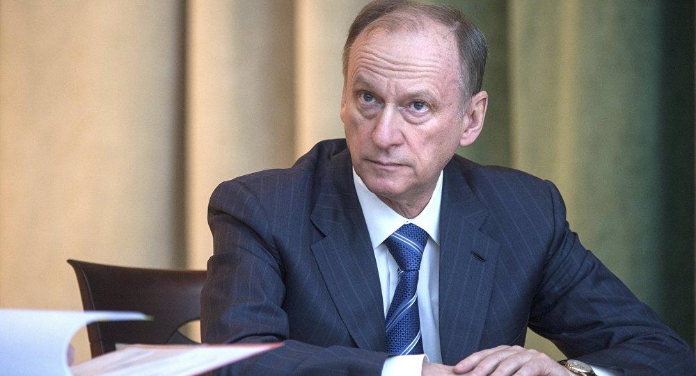 Секретарь Совета безопасности РФ Николай Патрушев.