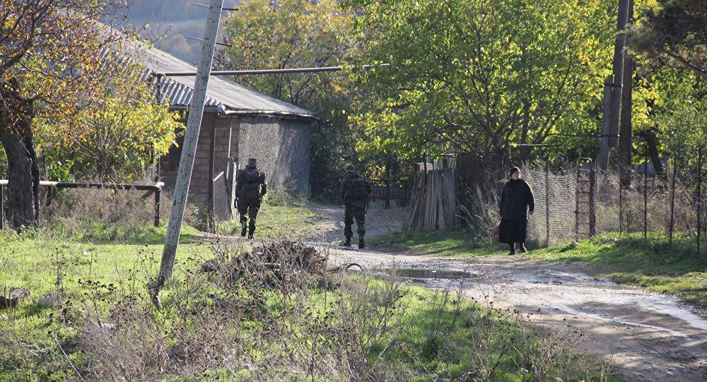 Село в Южной Осетии