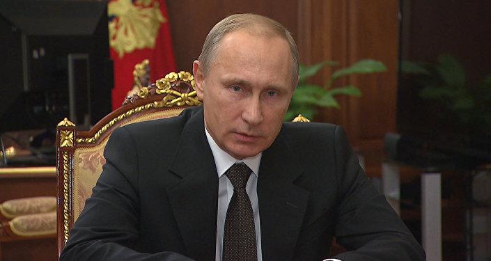 Мы будем искать их везде – Путин о взорвавших Airbus А321 террористах
